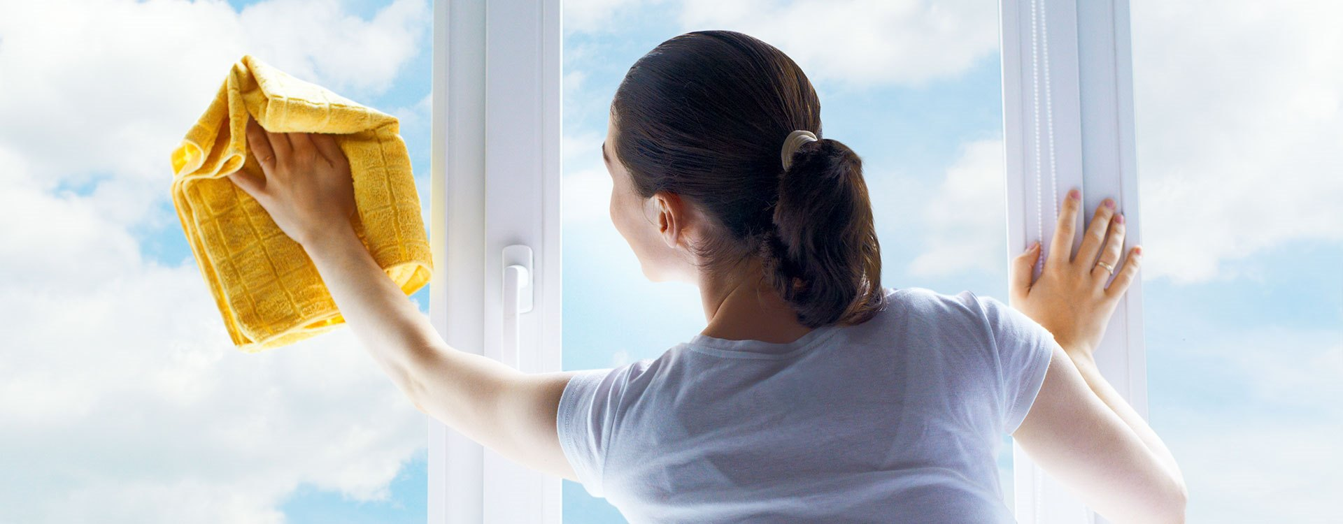 Мытьё окон и балконов